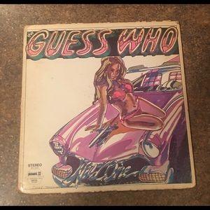 Other - Guess Who Vinyl LP Album